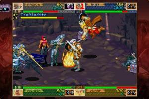 Dungeons & Dragons: Chronicles of Mystara Screenshot