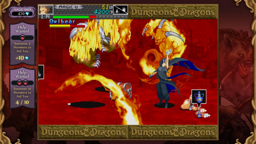 Dungeons & Dragons: Chronicles of Mystara Review - Screenshot 1 of 3