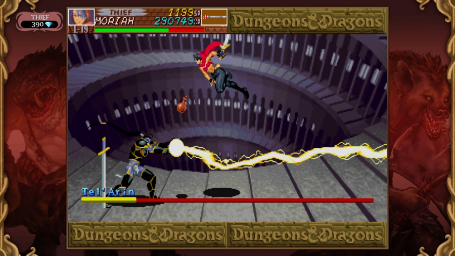 Dungeons & Dragons: Chronicles of Mystara Review - Screenshot 2 of 3