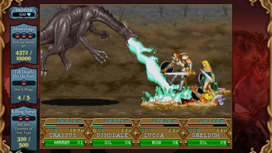 Dungeons & Dragons: Chronicles of Mystara Review - Screenshot 2 of 3