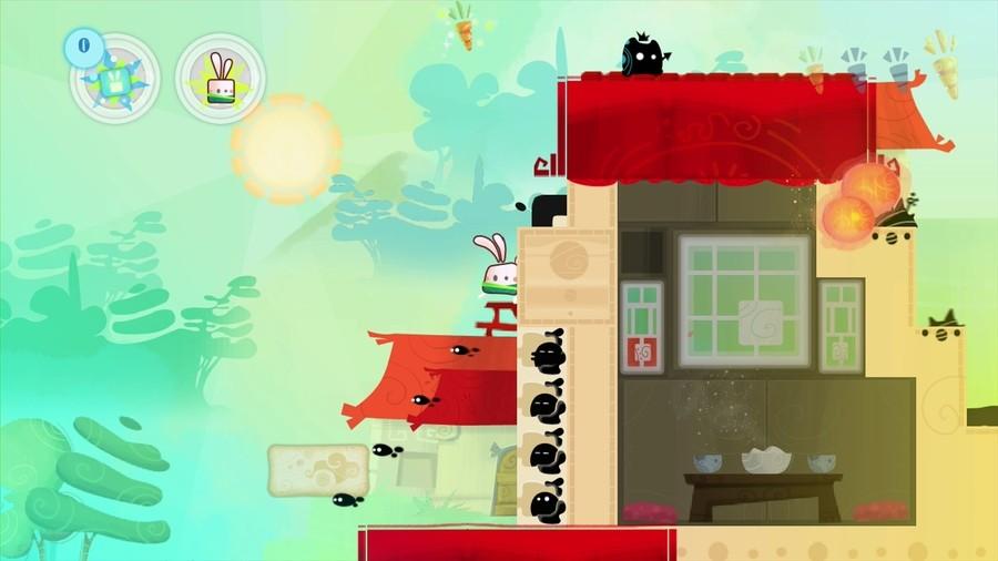 Kung Fu Rabbit Screenshot