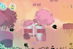 Kung Fu Rabbit Screenshot