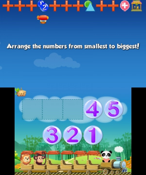 Lola's Math Train Review - Screenshot 2 of 3