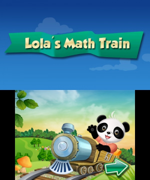Lola's Math Train Review - Screenshot 1 of 3
