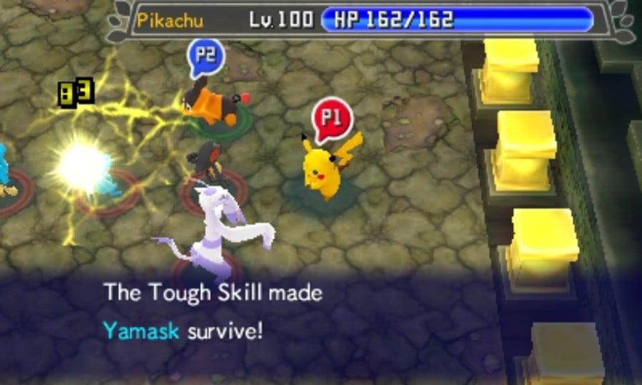 Pokémon Mystery Dungeon: Gates to Infinity Screenshot