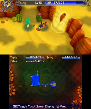 Pokémon Mystery Dungeon: Gates to Infinity Review - Screenshot 10 of 10