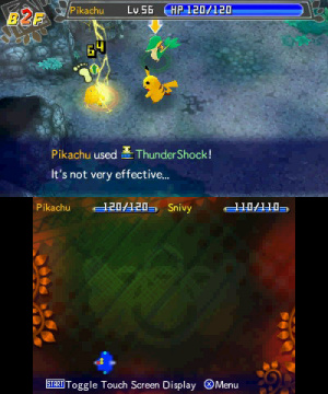 Pokémon Mystery Dungeon: Gates to Infinity Review - Screenshot 6 of 10