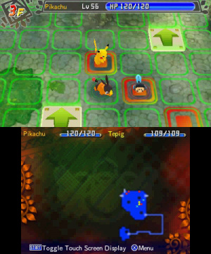 Pokémon Mystery Dungeon: Gates to Infinity Review - Screenshot 4 of 10