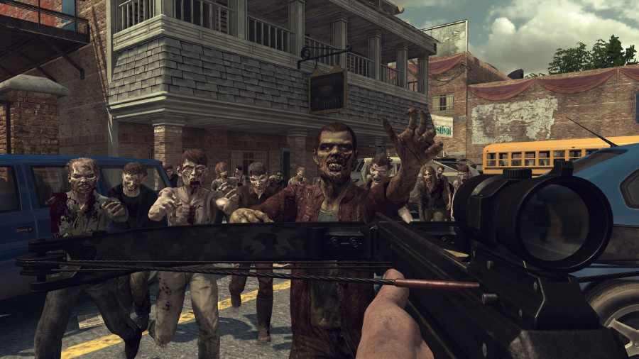 The Walking Dead: Survival Instinct Review - Screenshot 5 of 5