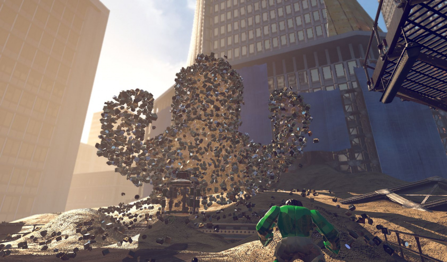 LEGO Marvel Super Heroes Review - Screenshot 5 of 6