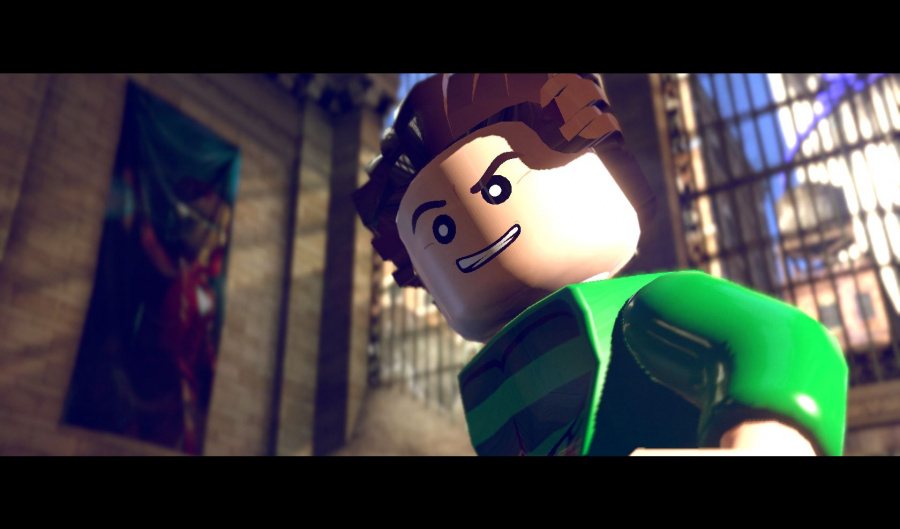 LEGO Marvel Super Heroes Review - Screenshot 4 of 6