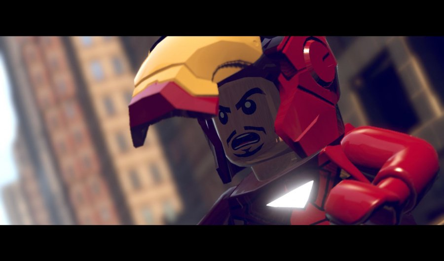 LEGO Marvel Super Heroes Review - Screenshot 1 of 6