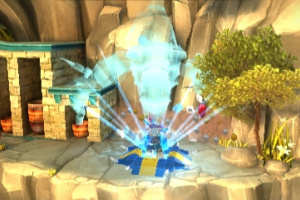 LEGO Legends of Chima: Laval's Journey Screenshot