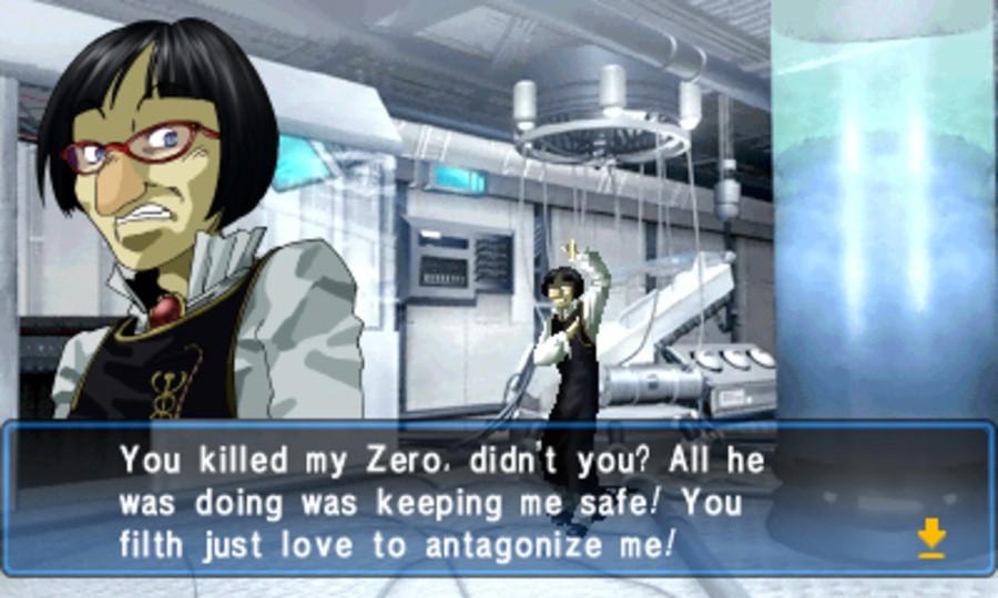 Shin Megami Tensei: Devil Summoner: Soul Hackers Screenshot