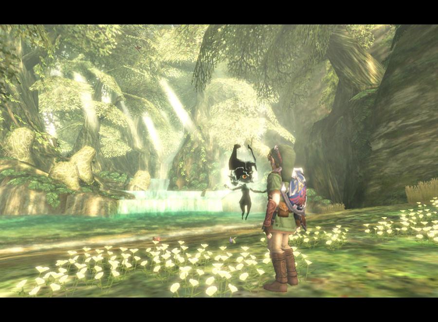 The Legend of Zelda: Twilight Princess Review - Screenshot 2 of 6