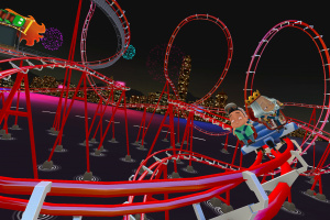 Coaster Crazy Deluxe Screenshot