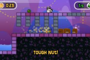 Super Little Acorns 3D Turbo Screenshot