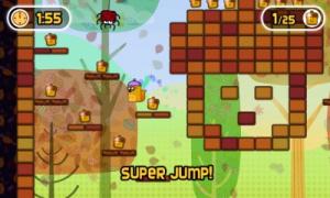 Super Little Acorns 3D Turbo Review - Screenshot 2 of 4