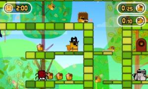 Super Little Acorns 3D Turbo Review - Screenshot 3 of 4