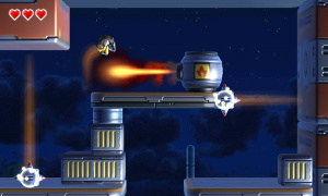 Jett Rocket II - The Wrath of Taikai Review - Screenshot 1 of 4
