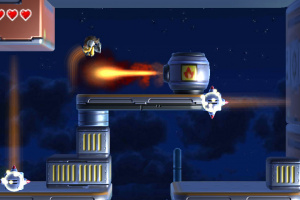 Jett Rocket II - The Wrath of Taikai Screenshot