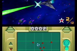 Star Fox Command Screenshot