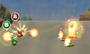 Mario & Luigi: Dream Team Review - Screenshot 6 of 6