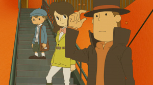 Professor Layton and the Azran Legacy Review - Screenshot 1 of 6