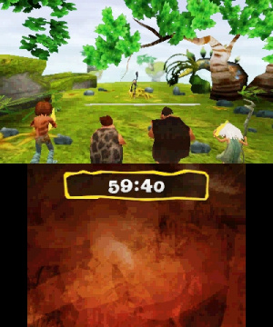 The Croods: Prehistoric Party! Review - Screenshot 1 of 6