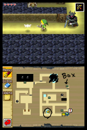 The Legend of Zelda: Phantom Hourglass Review - Screenshot 2 of 2