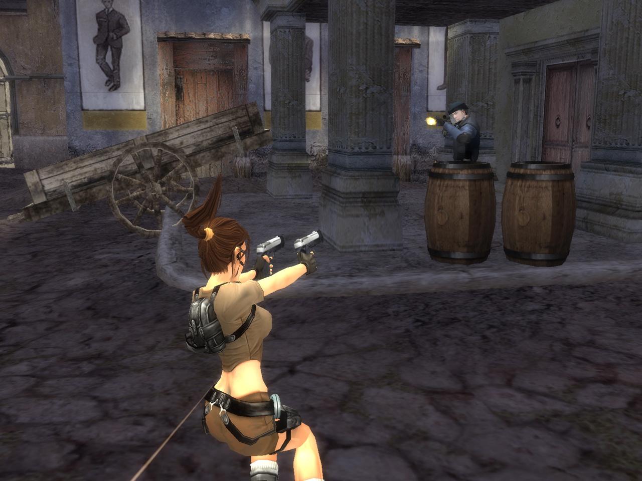 tomb raider legend gamecube