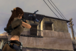Lara Croft Tomb Raider: Legend Screenshot