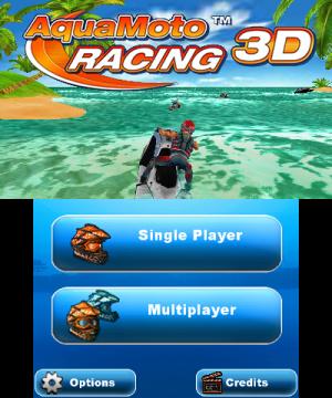 Aqua Moto Racing 3D Review - Screenshot 3 of 4