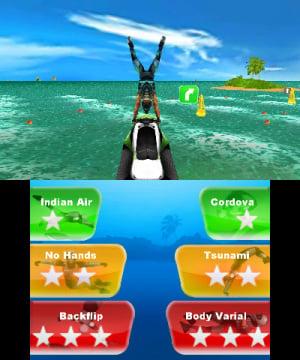 Aqua Moto Racing 3D test - Screenshot 4 of 4