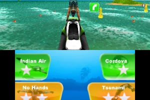 Aqua Moto Racing 3D Screenshot