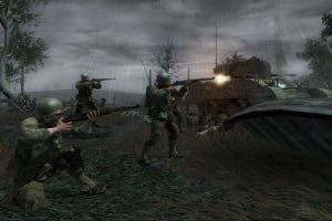Call Of Duty 3 Screenshot