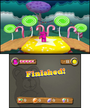 Gummy Bears Magical Medallion Review - Screenshot 2 of 5