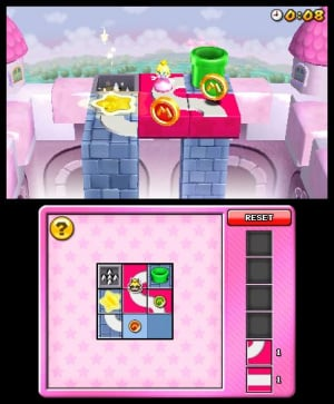 Mario and Donkey Kong: Minis on the Move Review - Screenshot 4 of 5