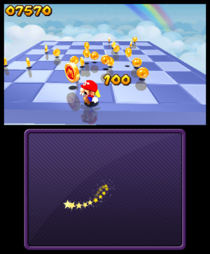 Mario and Donkey Kong: Minis on the Move Review - Screenshot 1 of 5