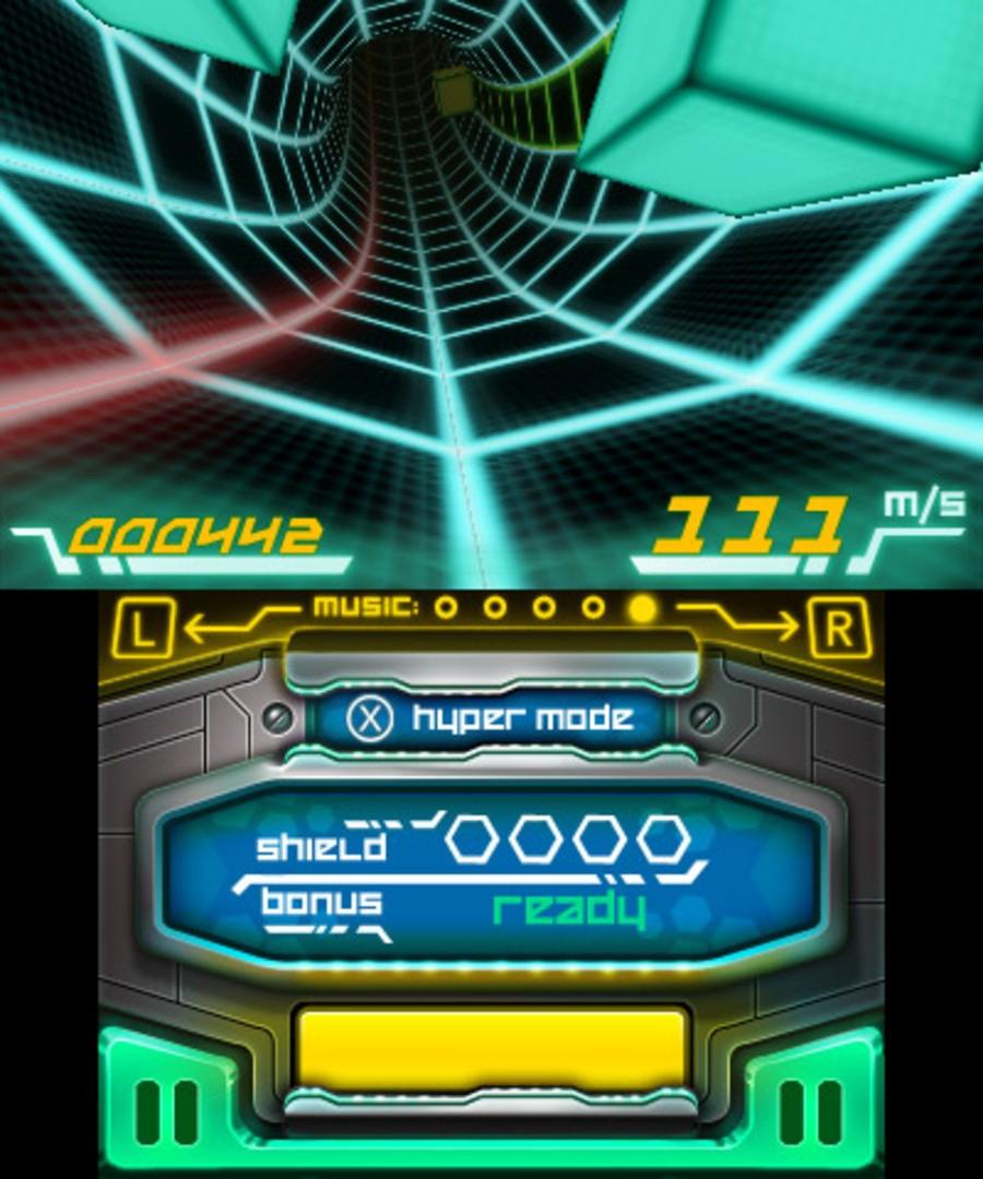 SpeedX 3D Hyper Edition Screenshot