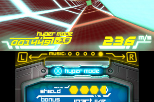 SpeedX 3D Hyper Edition Screenshot