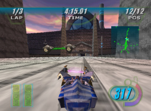 Star Wars Episode I: Racer Review - Screenshot 3 of 4