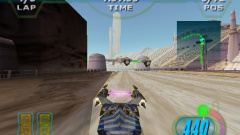 Star Wars Episode I: Racer Screenshot