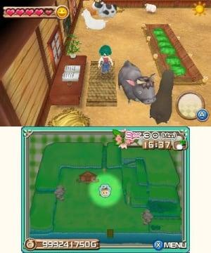 Harvest Moon: A New Beginning Review - Screenshot 1 of 5