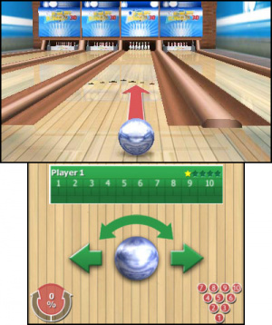 Bowling Bonanza 3D Review - Screenshot 2 of 4