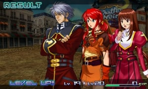 Project X Zone Review - Screenshot 5 of 9