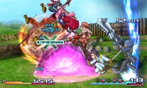 Project X Zone Review - Screenshot 7 of 9