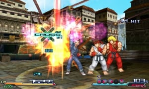 Project X Zone Review - Screenshot 1 of 9