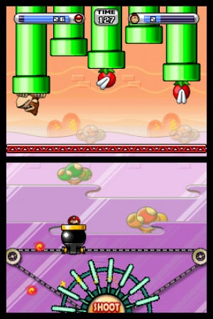 Mario vs. Donkey Kong 2: March of the Minis Review - Screenshot 2 of 3