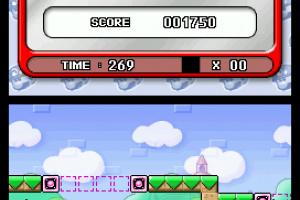 Mario vs. Donkey Kong 2: March of the Minis Screenshot